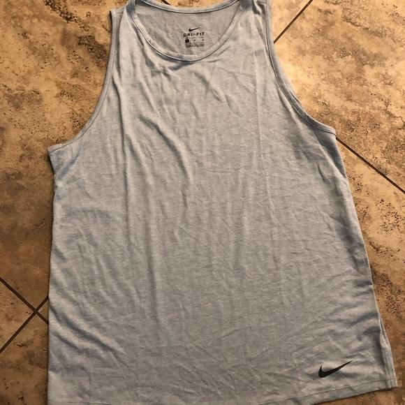 29473f34 Nike Women's Dry Tomboy Cross-Dye Tank Top